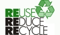 Reuse, Reduce, Recycle Logo
